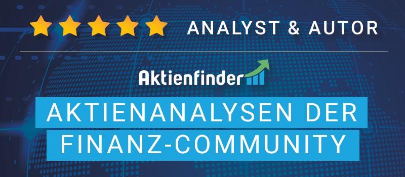 FInanzcommunity Analyst und Autor
