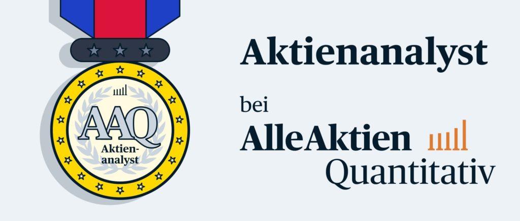 AlleAktien Quantitativ Aktien Aktienanalyst Auszeichnung.2564dd5