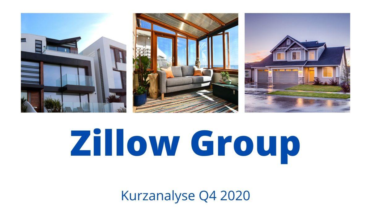 Kurzanalyse Zillow Group