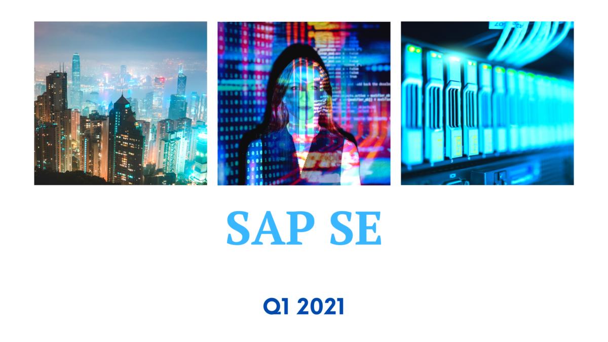 SAP SE Beitragsbild