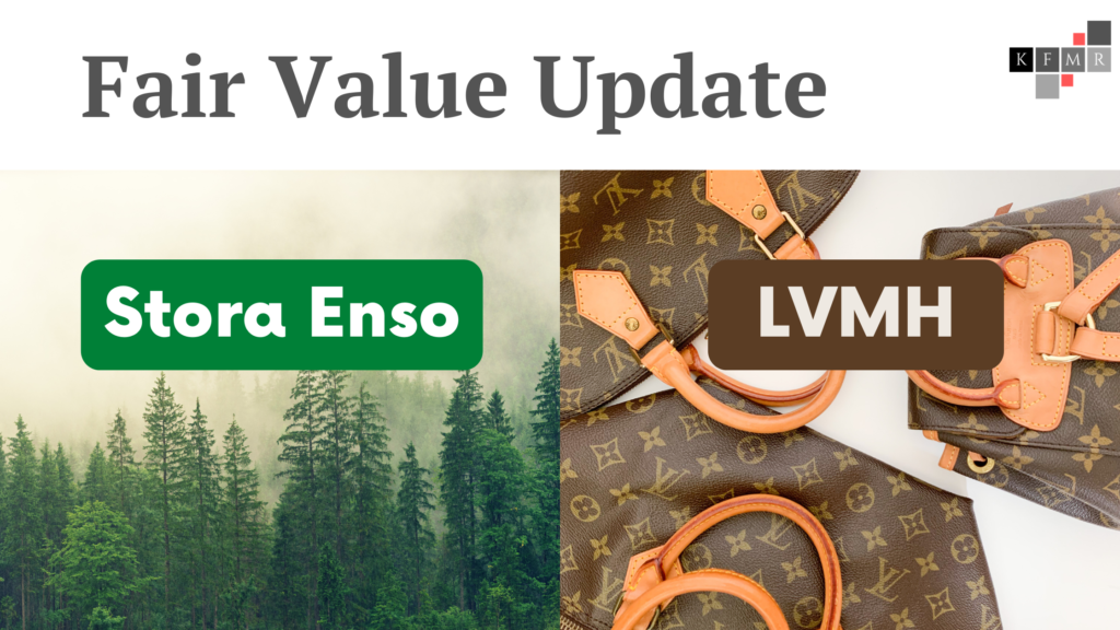 5 Fair Value Update